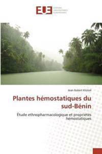 Plantes hémostatiques du sud-Bénin
