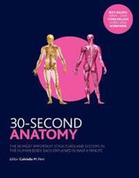 30-second anatomy - the 50 most important structures and systems in the hum