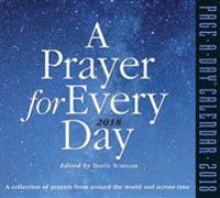 A Prayer for Every Day 2018 Calendar