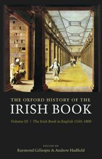 The Irish Book in English