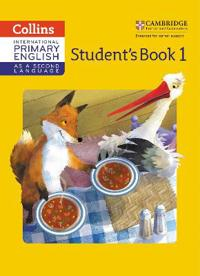 International Primary English as a Second Language Student's Book Stage 1