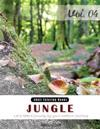 Jungle: Nature Forest Grey Scale Photo Adult Coloring Book, Mind Relaxation Stress Relief Coloring Book Vol4.: Series of Color