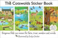 Cotswolds Sticker Book