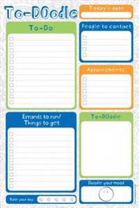 To-Doodle Notepad (to Do List)