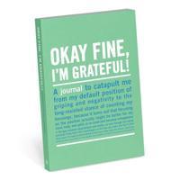 Knock Knock Okay Fine, I`m Grateful Mini Inner Truth Journal