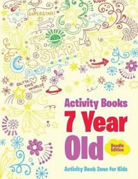 Activity Books 7 Year Old Doodle Edition