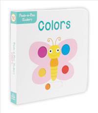 Peek-A-Boo Sliders: Colors