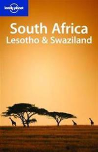 Lonely Planet South Africa, Lesotho & Swaziland