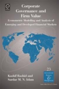 Corporate Governance and Firm Value