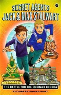 Secret Agents Jack and Max Stalwart: Book 1