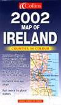 2002 Map of Ireland
