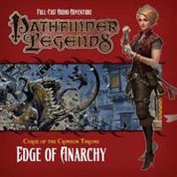 Pathfinder legends 3.1 the crimson throne - edge of anarchy