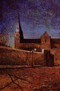 """""""Vaugirard Church"""" by Paul Gauguin - 1879: Journal (Blank / Lined)"""