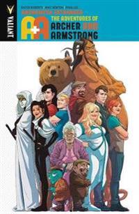 Archer & Armstrong 3