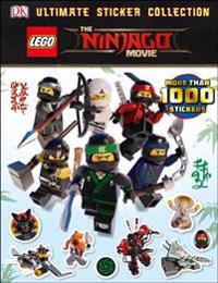 Ultimate Sticker Collection: The Lego(r) Ninjago(r) Movie
