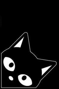 Peek-A-Cat: Nettes, Liniertes Katzen-Liebhaber Schreib-Journal, Tagebuch, Notizbuch Fur Manner Und Frauen