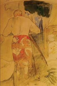 """Self Portrait at Work"" by Paul Gauguin: Journal (Blank / Lined)"