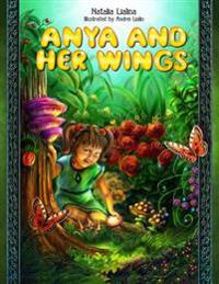 Anya and Her Wings / English Edition: Fairy Tale / (Anya Stories) (Volume 3)