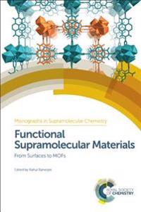 Functional Supramolecular Materials