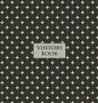 Visitors Book (Hardback), Guest Book, Visitor Record Book, Guest Sign in Book