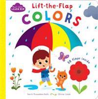 Lift-The-Flap Colors