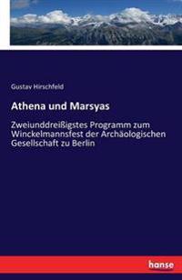 Athena Und Marsyas