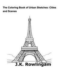 The Coloring Book of Urban Sketches