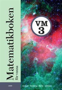 Matematikboken för vuxna VM3 Grundbok