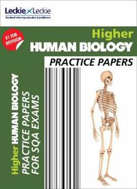 Cfe higher human biology practice papers for sqa exams
