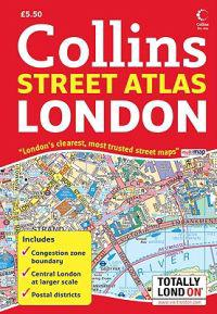 Collins Street Atlas London