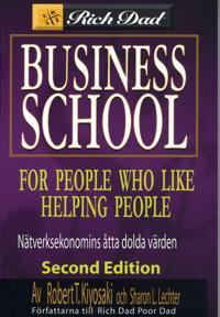 Business School For People Who Like Helping People - Robert Kiyosaki, Sharon L Lechter | Laserbodysculptingpittsburgh.com