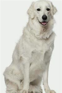 "Kuvasz: Artified Pets Journal/Notebook/Diary, 6' by 9"" and 160 Pages"