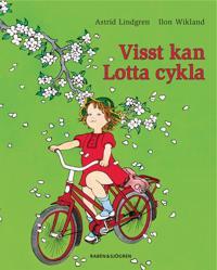 Visst kan Lotta cykla