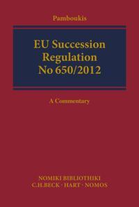 EU Succession Regulation No 650/2012