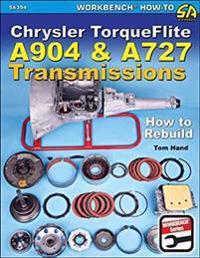 Chrysler Torqueflite A-904 & A-727 Transmissions