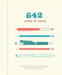 642 Lists to Write
