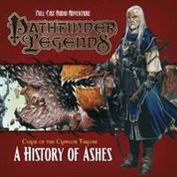 Pathfinder legends: the crimson throne - a history of ashes