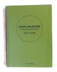 Ukeplanlegger for lærere på barnetrinnet 2017-2018