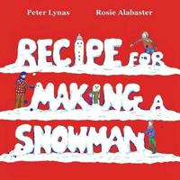 Recipe for Making a Snowman