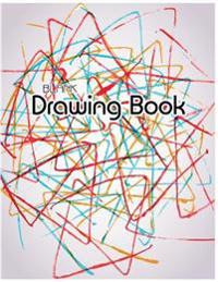 Blank Drawing Book by T.Michelle: Sketchpad/Drawing Pad Blank Sketchbooks