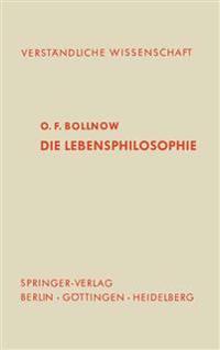 Die Lebensphilosophie