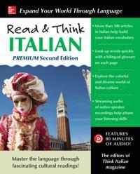 Read & Think Italian, Premium 2nd Edition