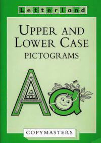 Letterland Upper and Lower Case Pictogram Copymasters