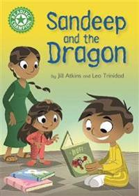 Reading Champion: Sandeep and the Dragon