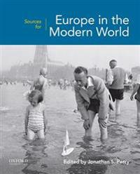 Sources for Europe in the Modern World
