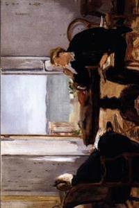 """Interior at Arcachon"" by Edouard Manet - 1871: Journal (Blank / Lined)"