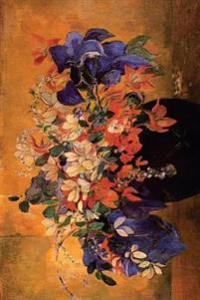 Vase of Flowers by Paul Gauguin - 1886: Journal (Blank / Lined)