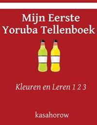 Mijn Eerste Yoruba Tellenboek: Kleuren En Leren 1 2 3