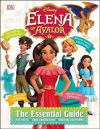 Disney Elena of Avalor Essential Guide