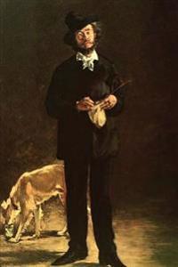 """The Artist Portrait of Gilbert Marcellin Desboutin"" by Edouard Manet - 1875: Jo"